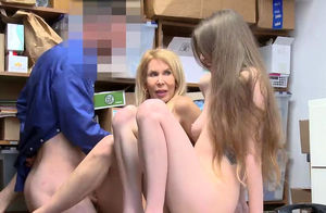 Office lovemaking tights and immense..