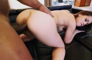 Brown-haired first-timer asslicking..