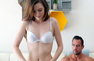 Finest adult movie star in Insatiable..