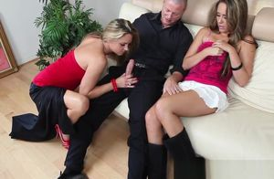 Magnificent  with kinky duo