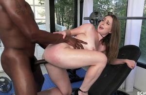 Brown-haired Nubile Gets Some One On..