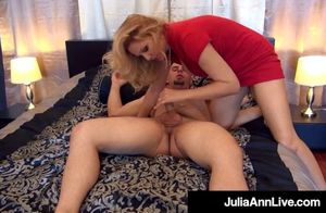 Pipe starved milf julia ann satiates 2..