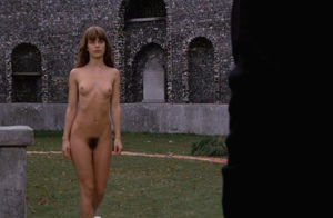 Nastassja Kinski bare To The Satan A..