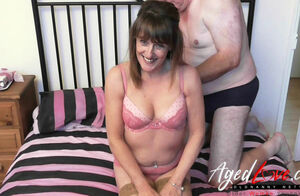 AgedLove gang-bang with naughty mature..