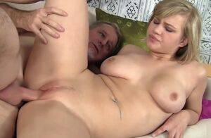 WANKZ- Precious Blondie Gets Screwed..