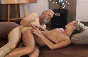 Unexperienced stunner bj first-ever..
