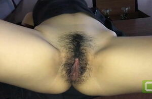 Fur covered Asian Nubile Take Huge..