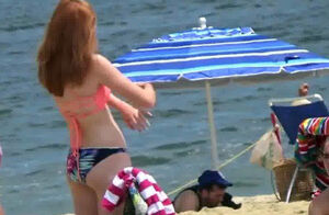 Ginger Bathing suit Not Damsel..