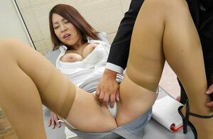 Asian schoolgirl, Erika Nishino had..